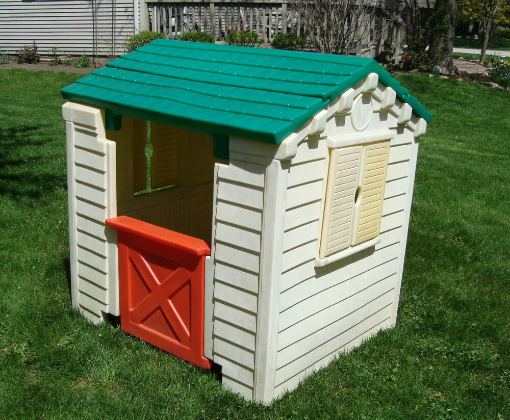 Little Tikes Playhouse Cottage Kids Size Local Pickup
