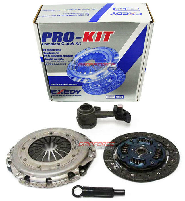 EXEDY CLUTCH KIT W SLAVE CYL 2000-04 FORD FOCUS S2 SE ZTS