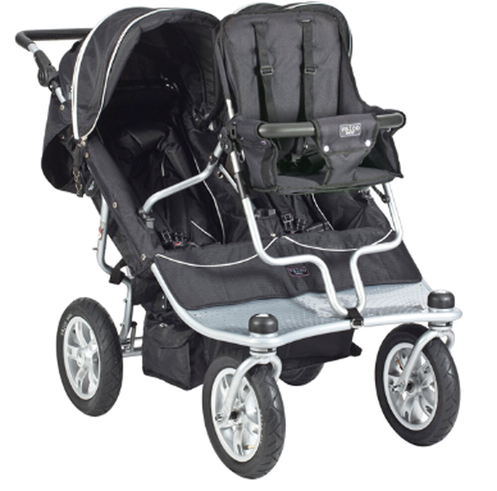 Listing All Cars >> Valco Baby Joey Toddler Seat for Double Stroller | eBay