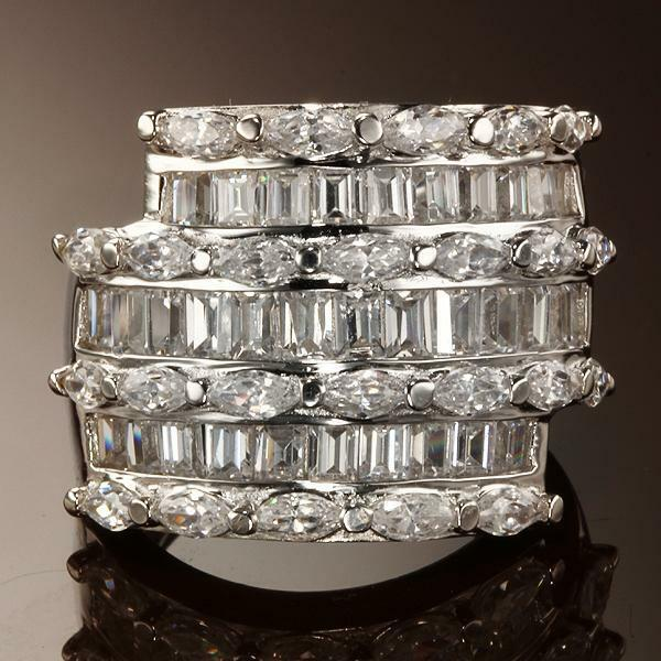 Bijoux Wrap Vintage : New les bijoux sparking wrap ring size
