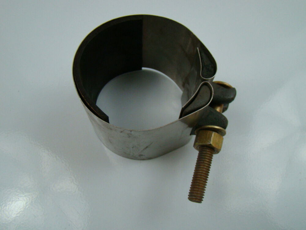 Adams No 220 3 Quot Stainless Pipe Repair Coupling Ebay