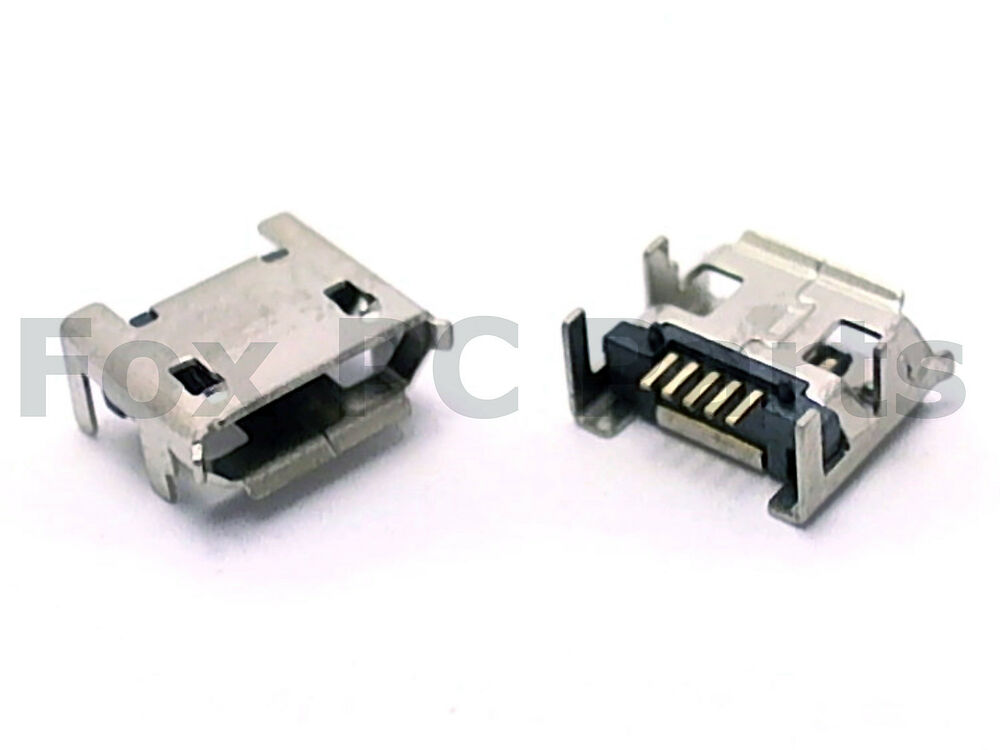 Replacement Micro Usb Charging Sync Port Connector To Fix