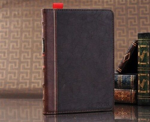 Ipad Mini Classic Book Cover : Vintage book classic cover brown case for ipad mini