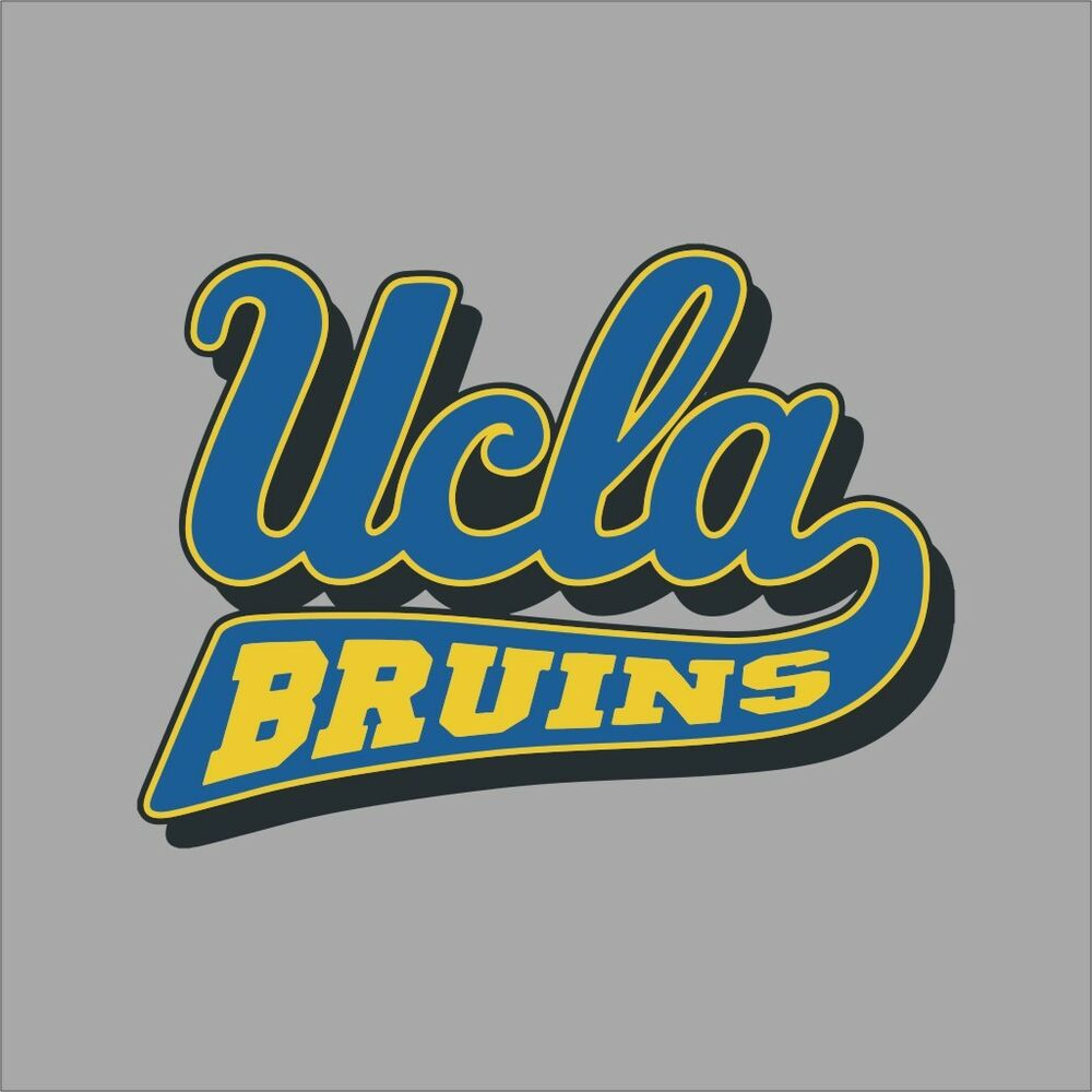 Ucla Bruins Ncaa College Vinyl Sticker Decal Car Window