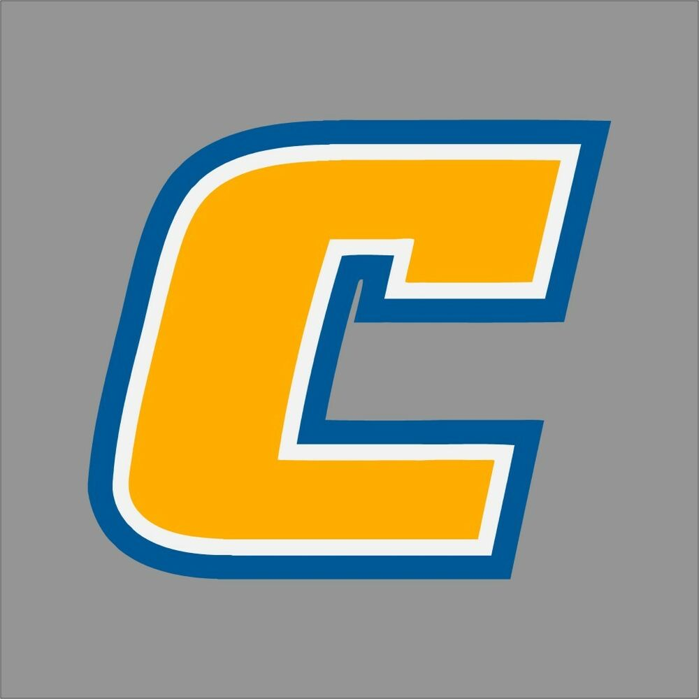 Chattanooga Mocs Ncaa College Vinyl Sticker Decal Car
