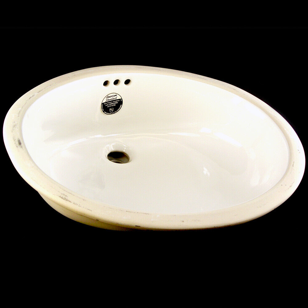 Bathroom Sink Ovalyn Ii American Standard New Ebay
