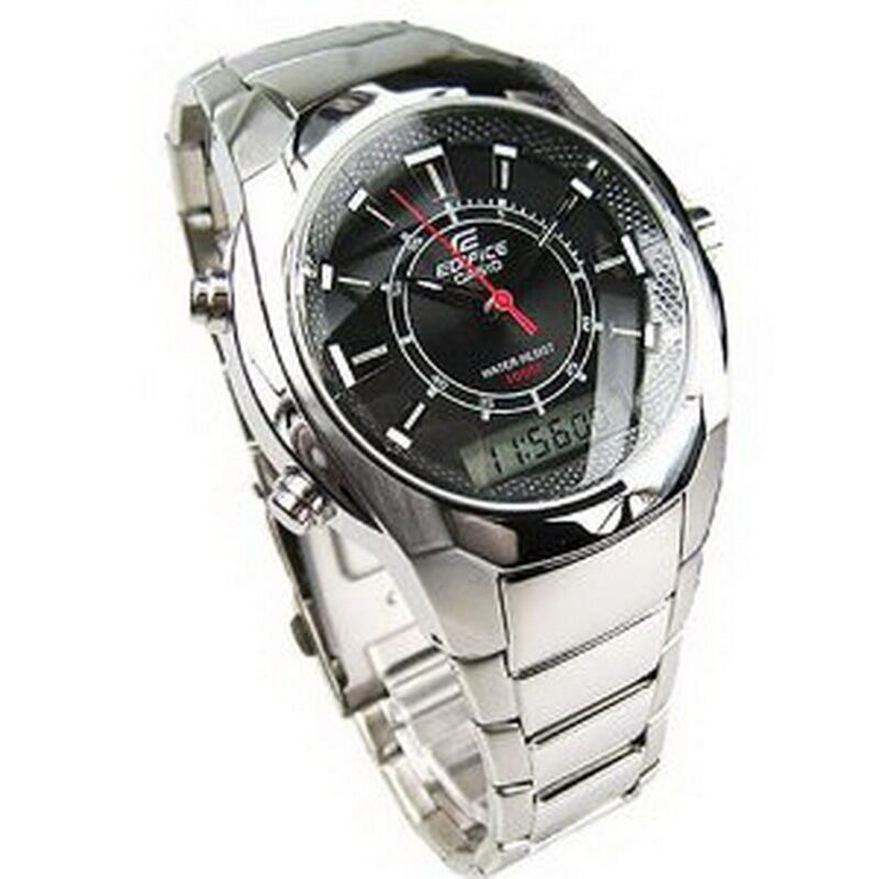 casio edifice analog digital combination s efa