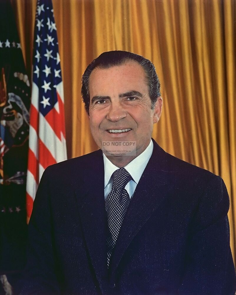 Richard Nixon Watchmen: 37TH PRESIDENT OF THE UNITED STATES