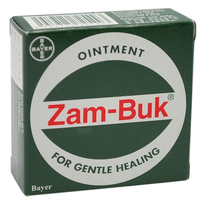 ORIGINAL 25g ZAM-BUK HERBAL OINTMENT BALM INSECT MOSQUITO
