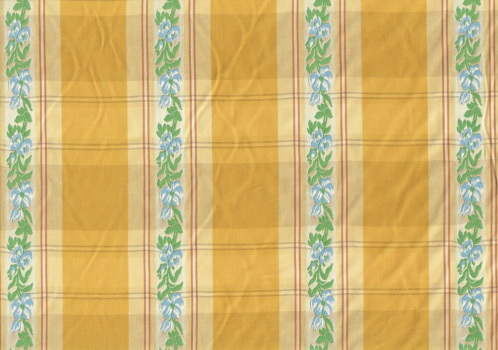Green Drapery Fabric Engaging Ecru Cream Faux Linen Beige Olive Green Designer Fabric Yellow