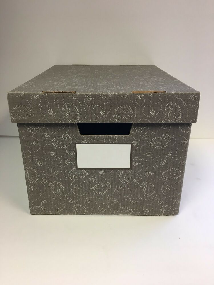 bankers box decorative file storage boxes letter legal. Black Bedroom Furniture Sets. Home Design Ideas
