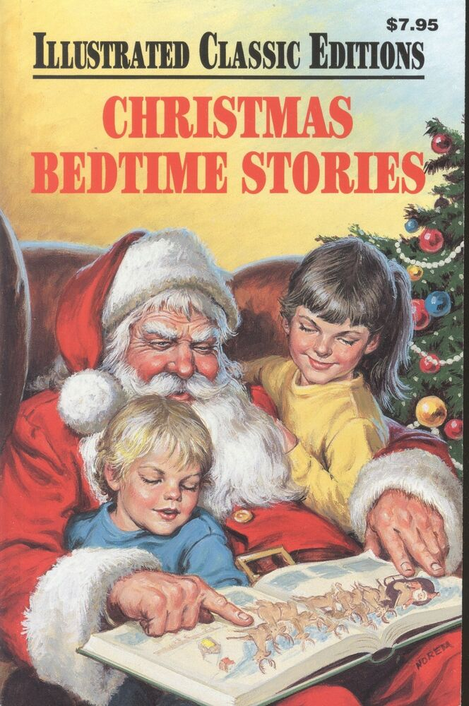 Great Illustrated Book Covers : Great illustrated classics christmas bedtime stories