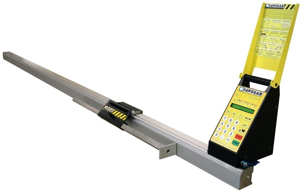SawGear by TigerStop - 8' Automated Length Measuring System | eBay
