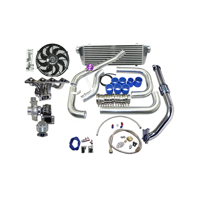 turbo kit for honda civic integra with b16 b18 b20 b series engine ebay