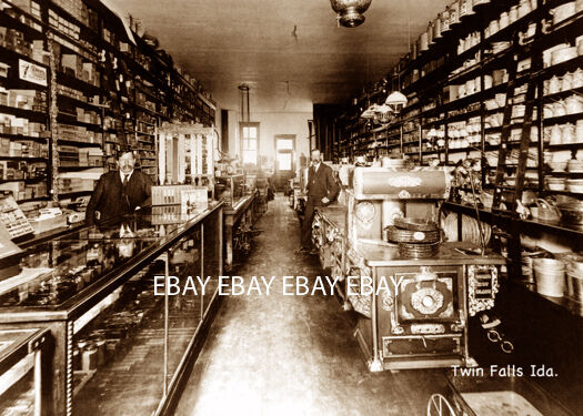 photo of inside a old hardware store in twin falls idaho id ebay. Black Bedroom Furniture Sets. Home Design Ideas