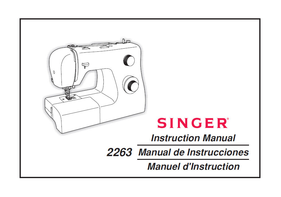 Singer 40 ZigZag Sewing Machine Owner's MANUAL ON CD EBay Delectable Singer Zigzag Sewing Machine 2263