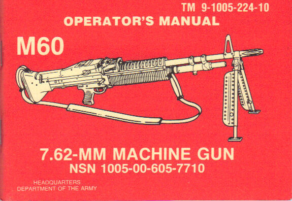 Army Technical Manual (for M16 rifle) - TM9-1005-249-23P