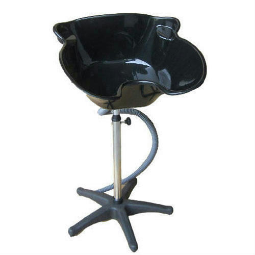 Portable shampoo bowl sink basin hair beauty salon for Hairdressing chairs
