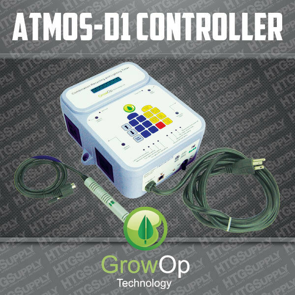 Grow Room Light Controller