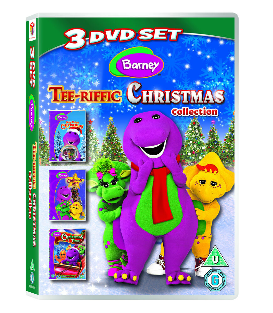 Barney Night Before Christmas Dvd, Barney: Night Before Christmas ...