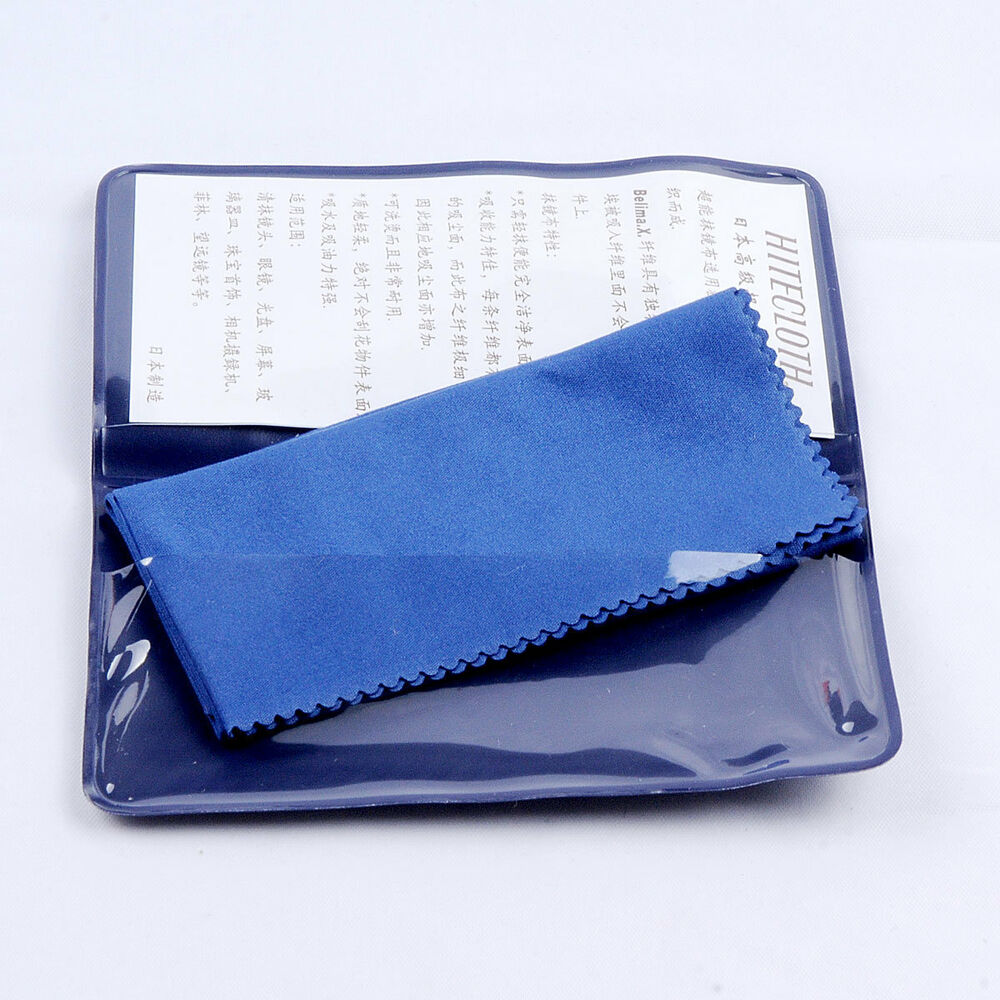 Microfiber Cleaning Cloth For Camera Lens: Microfiber Soft Antistatic Wiping Cloth Cleaning Dust For
