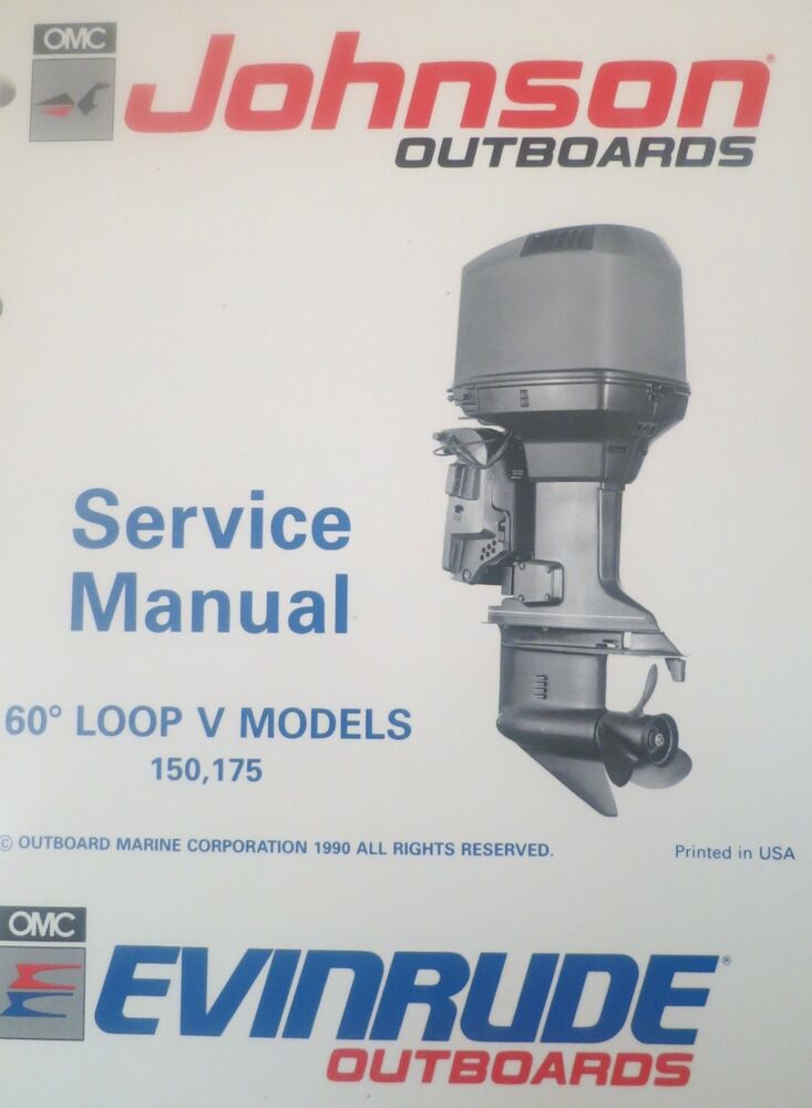 johnson outboard manual for service and repair of your. Black Bedroom Furniture Sets. Home Design Ideas