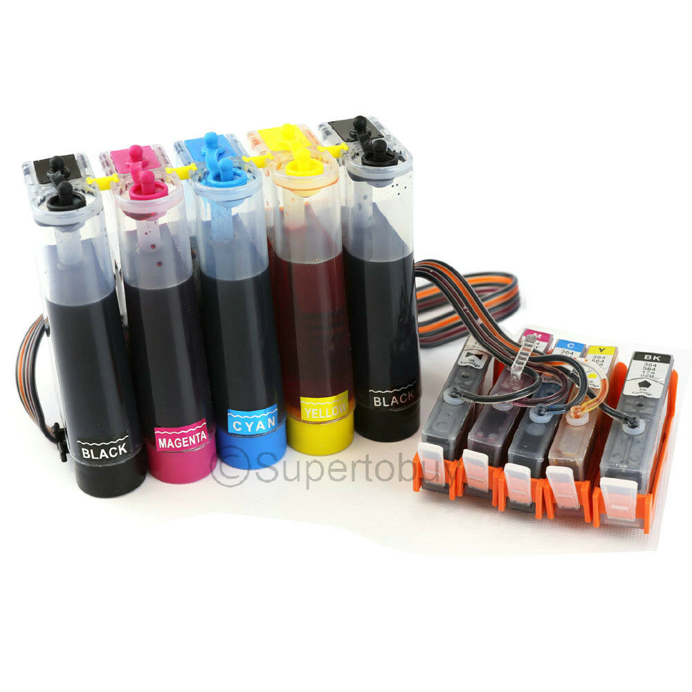 Continuous Ink System For Hp 564 564xl Photosmart C510a