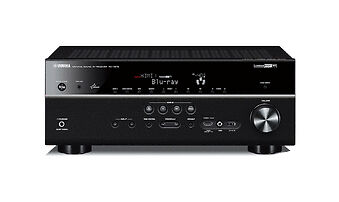 Yamaha rx v675 7 2 channel home hdmi hi def 3d receiver for Yamaha aventage rx a3000