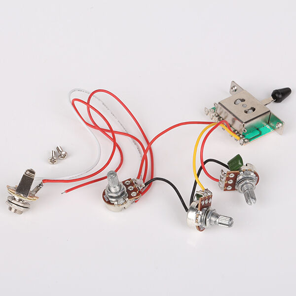 circuit wiring harness 500k pots for electric guitars 3 stratocaster wiring diagram square stratocaster wiring diagram 500k pots