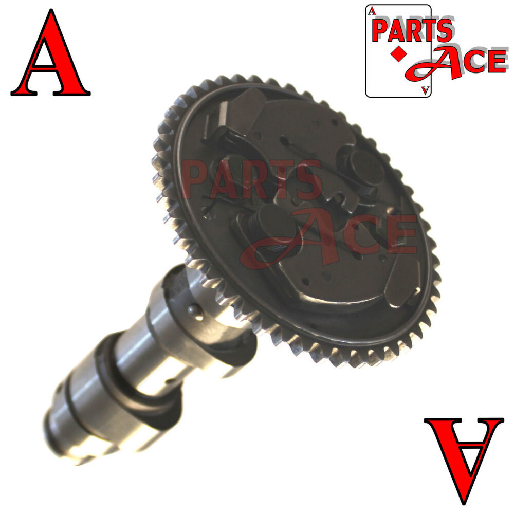 Yamaha Atv Accessories Grizzly NEW! YAMAHA GRIZZLY 660 CAMSHAFT CAM SHAFT GEAR YFM660 FITS 2002-2008 ...