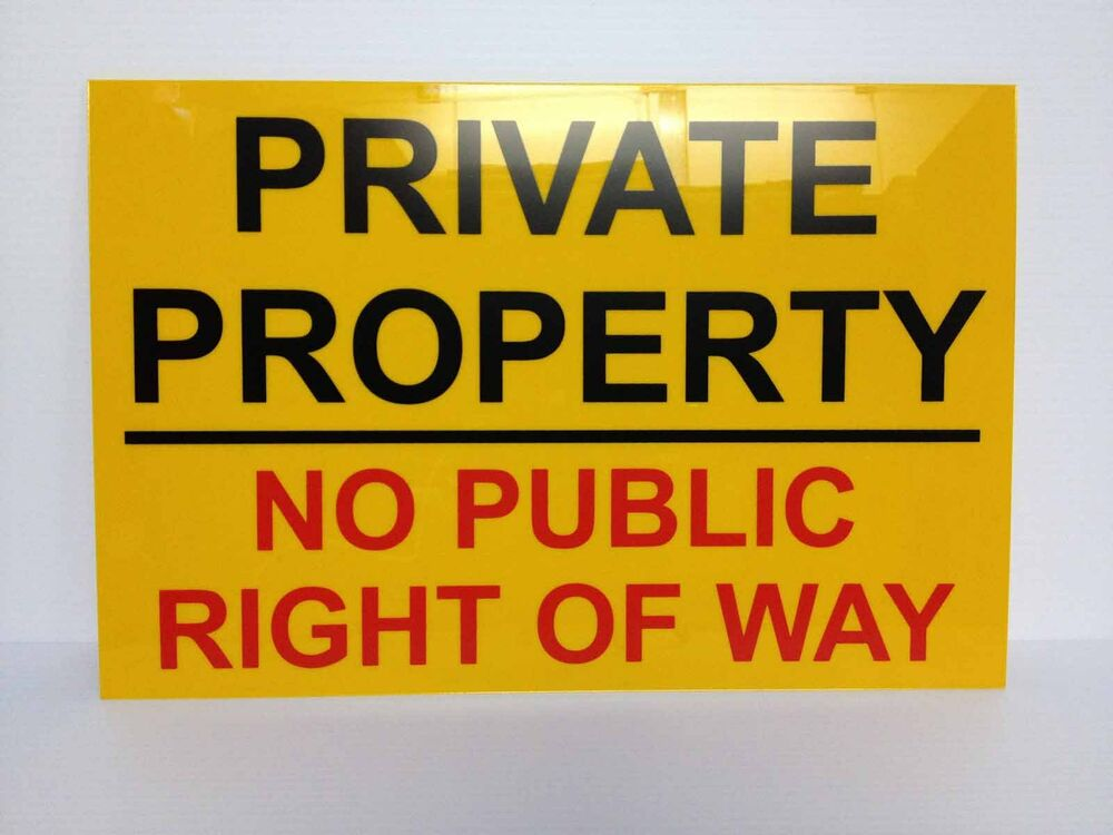 private property rights essay Excerpt from essay : the right to private property is something the american people believe is an inalienable right for thousands of years society has allowed private property and rights to that private property.