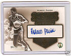 05-06 SP Signature Edition ROBERT PARISH GOLD AUTO #/25