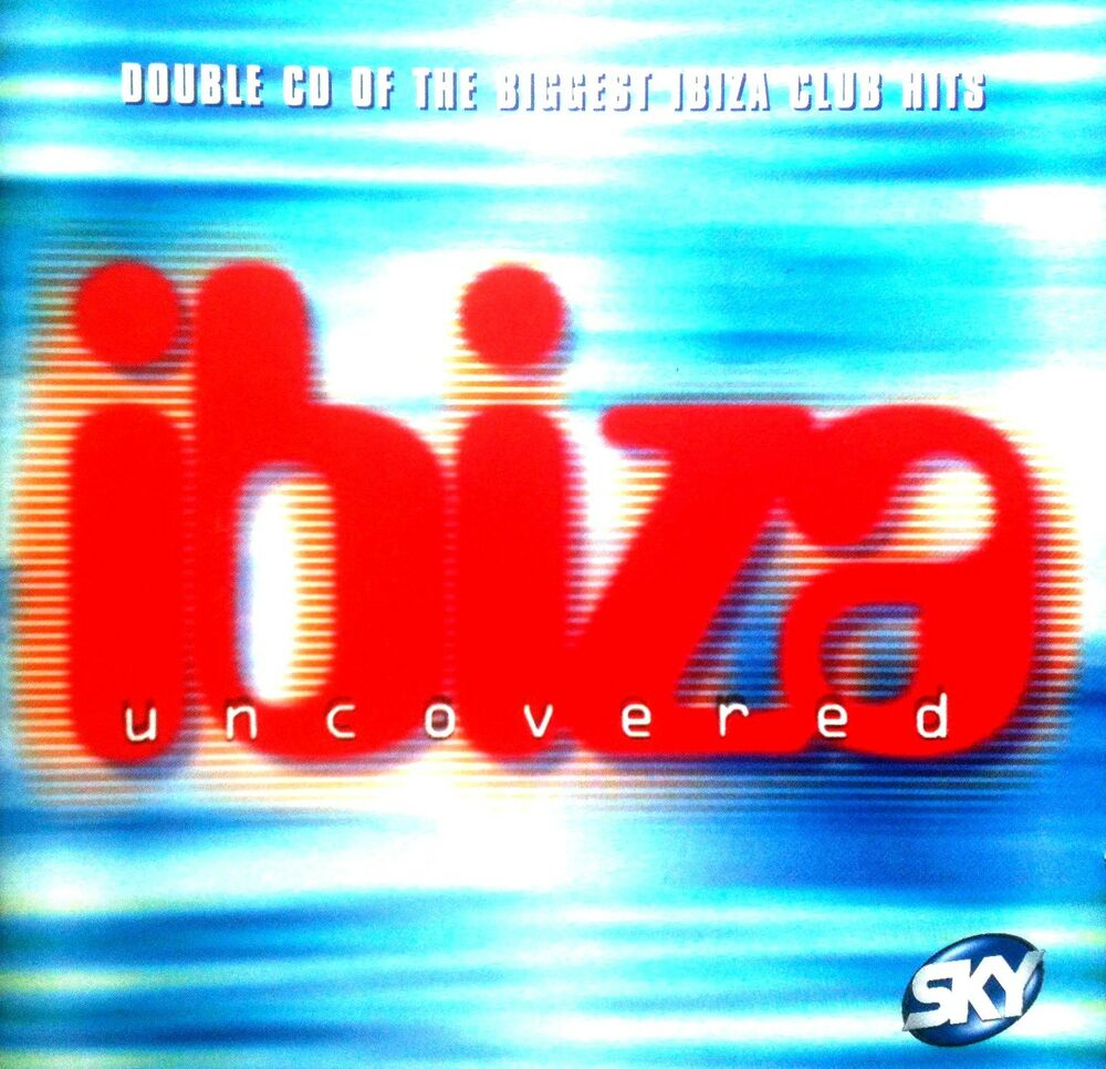 Ibiza uncovered 2 x cds unmixed trance house 90s dance for 90s house anthems