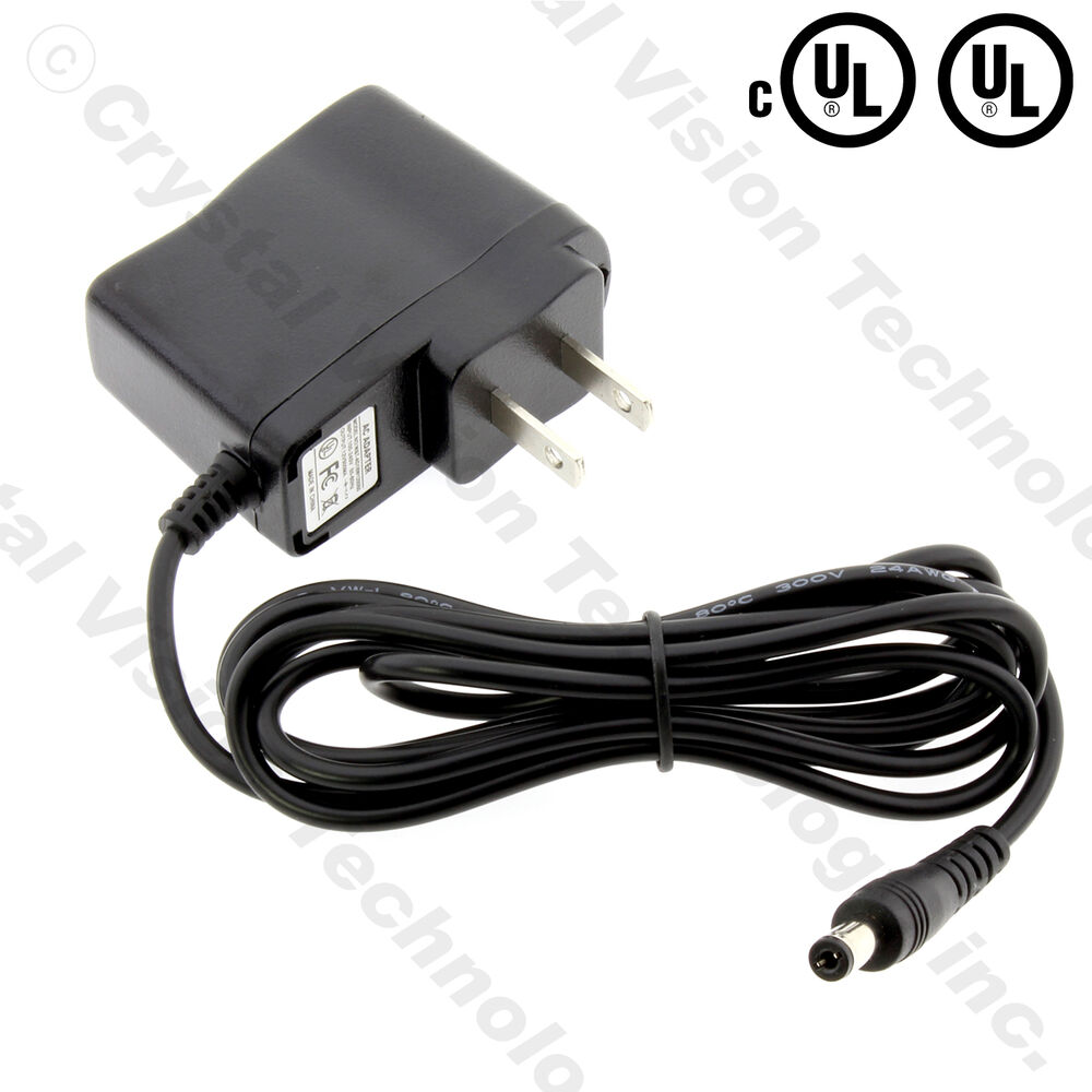 12v Dc 500ma Power Supply Adapter Transformer F Samsung