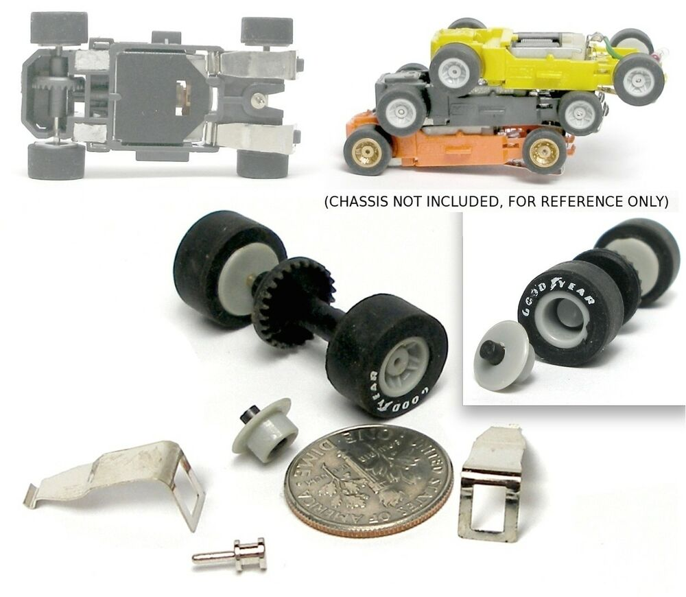 Marchon Slot Car Parts