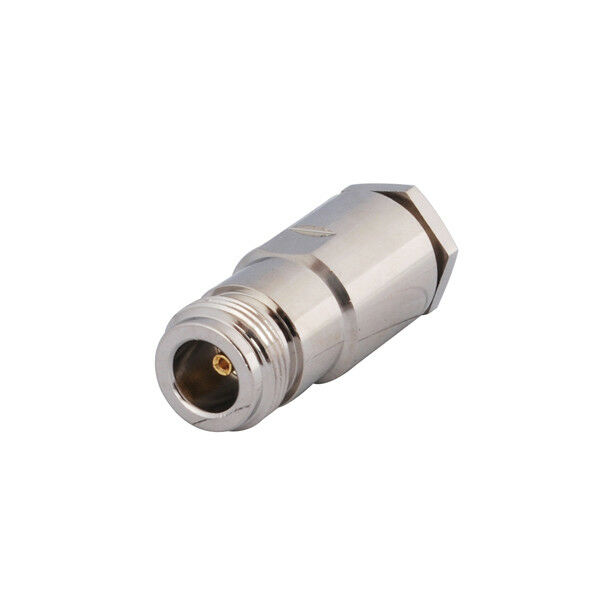 Rf Cable Connectors : Pcs n type jack female clamp for lmr rg