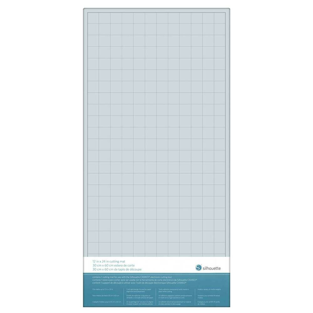 24 x 12 genuine graphtec silhouette cameo 2 cutting mat for Cutting mat for crafts