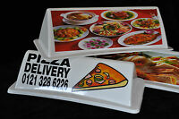 Magnetic Car Roof Sign with Graphics +Text - 3 Colour (Driving School Supplies)