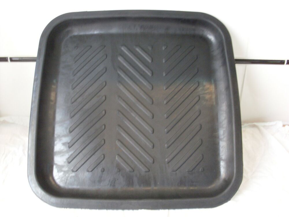 Motorcycle Rubber Oil Drip Tray Motorbike Parts Tray 15