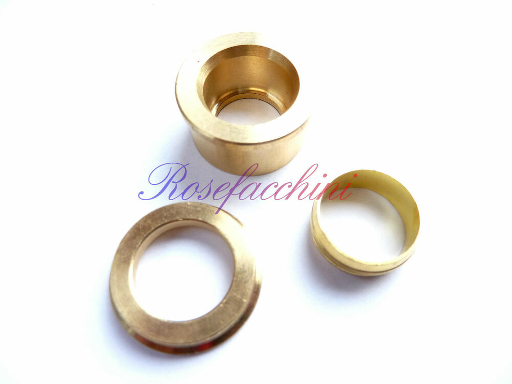 Brass Compression Pipe Reduction Joint Olive Pipe Fitting