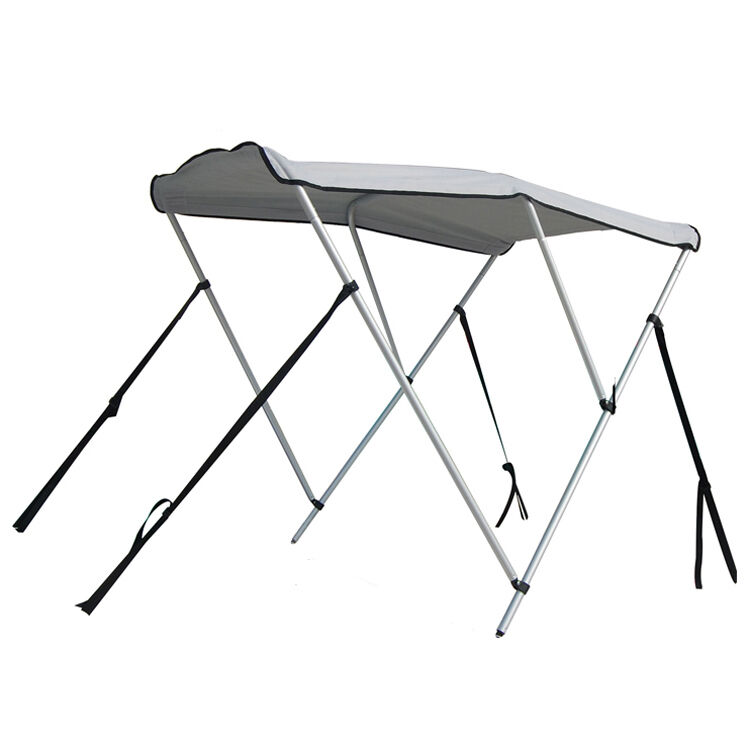 Portable Boat Covers : Portable bimini top cover canopy for length m