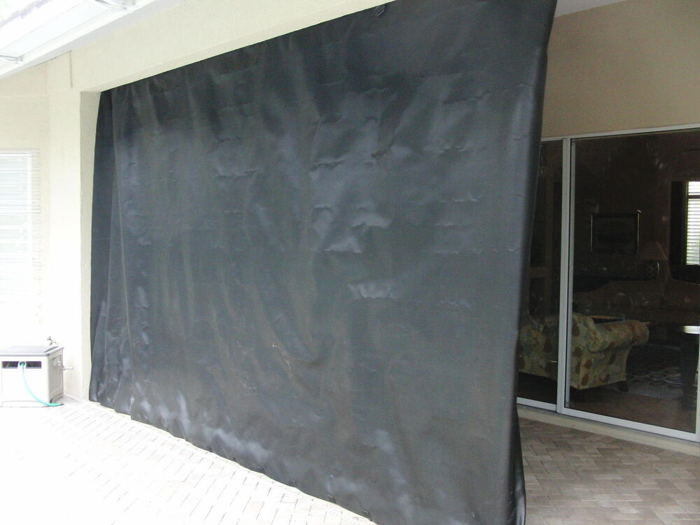 Ultratek Hurricane Fabric Diy Protection Wind Screen Panel