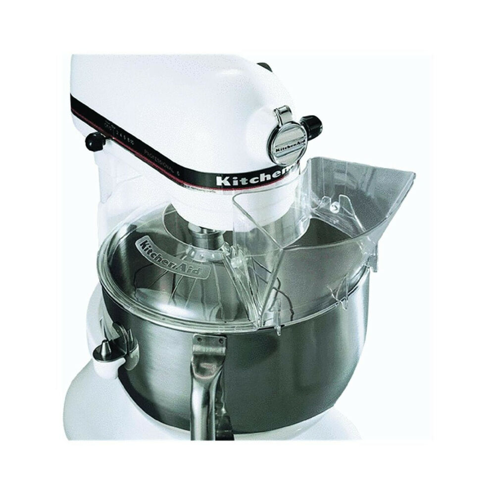 Kitchenaid Kn1ps 1 Piece Pouring Shield For 4 5 Or 5 Quart