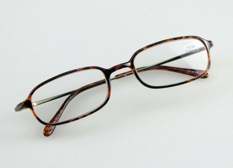 Glasses Frames Under 150 : Reading glasses eyeglass spectacles metal frame +100 +150 ...