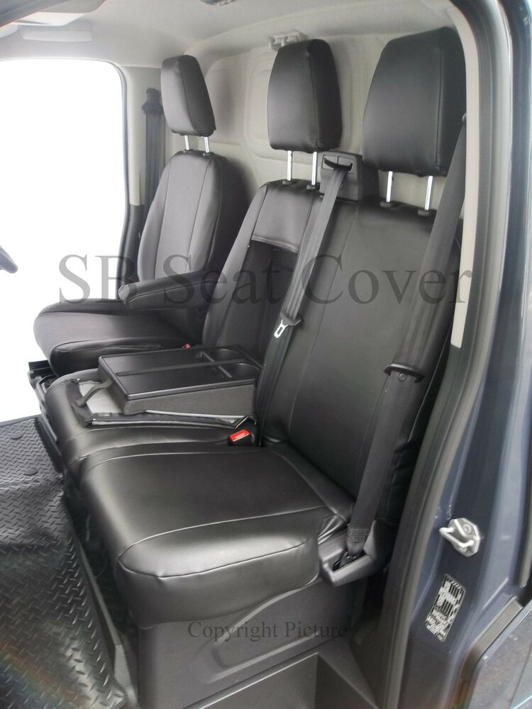 Ford transit custom van seat covers made to measure for Ford transit custom interior