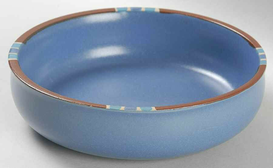 Dansk Coupe Soup Bowl 5 7 8 Mesa Sky Blue Made In Portugal