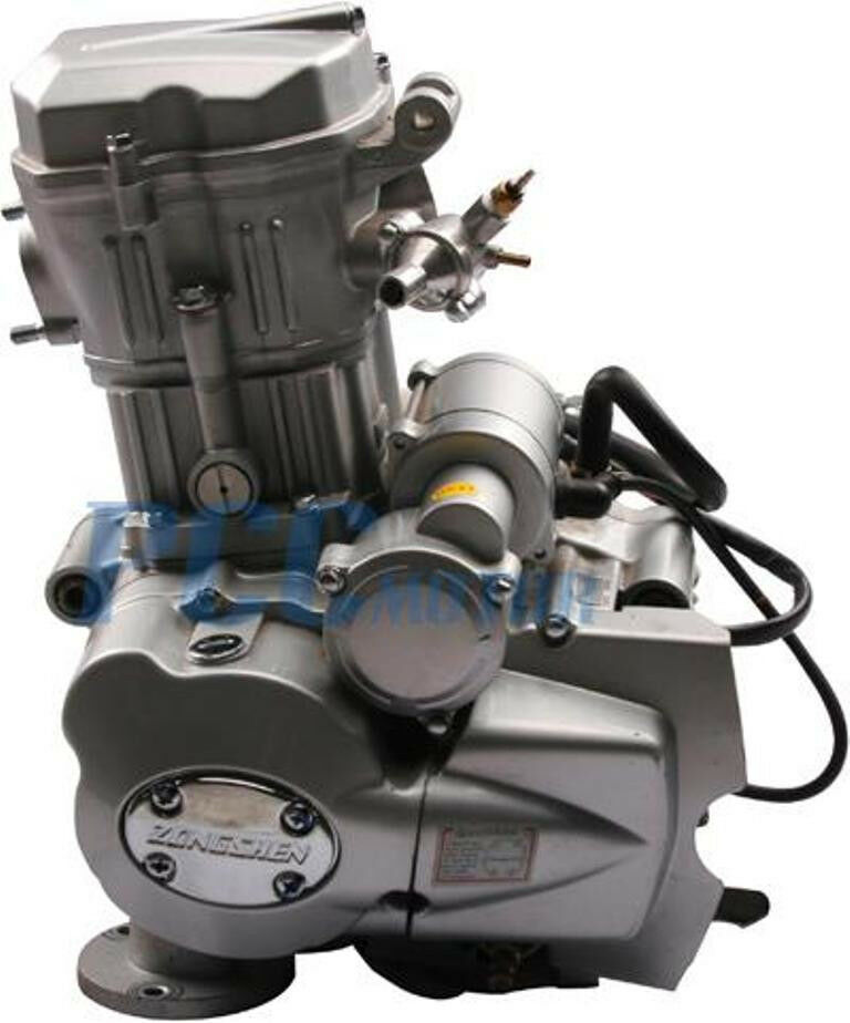 4 Stroke 250cc Zongshen Ohc Water Cooled Quad Atv Engine