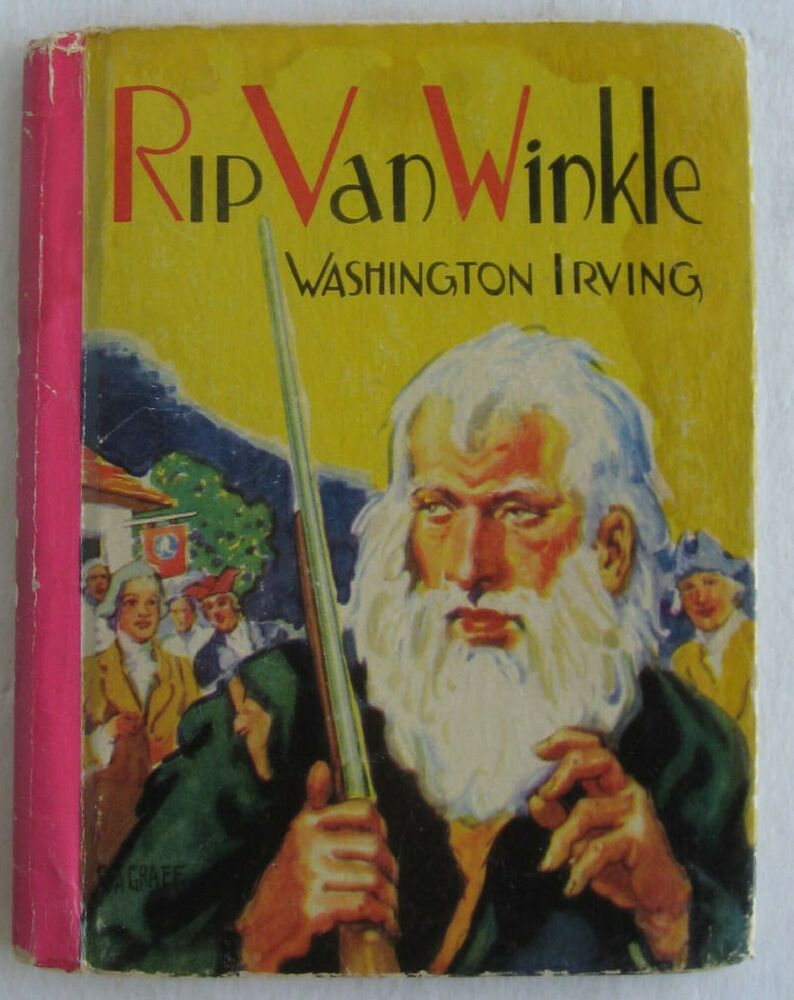 Rip Van Winkle Summary And Themes