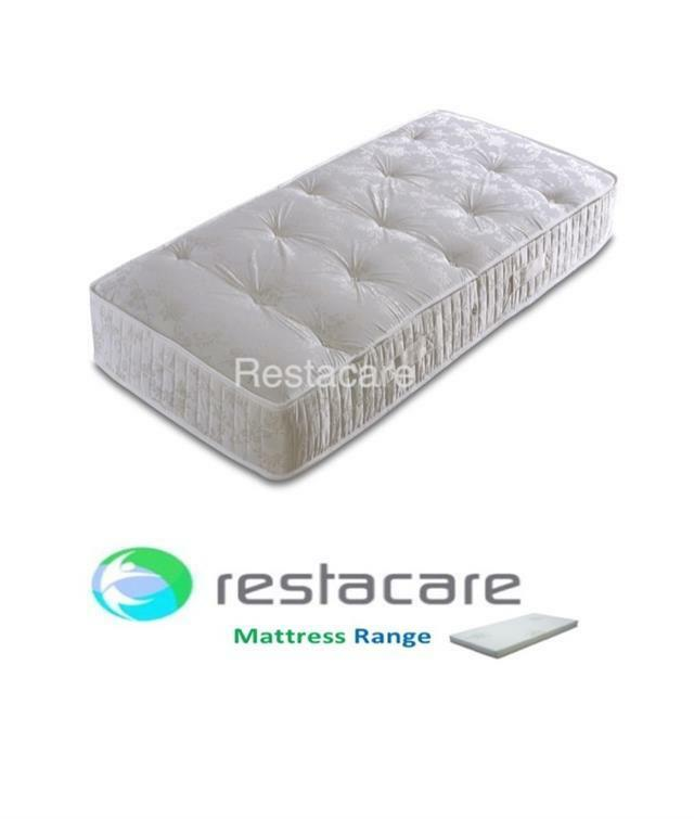 Pocket sprung adjustable electric bed mattress only 2 6 for 3 6 bed