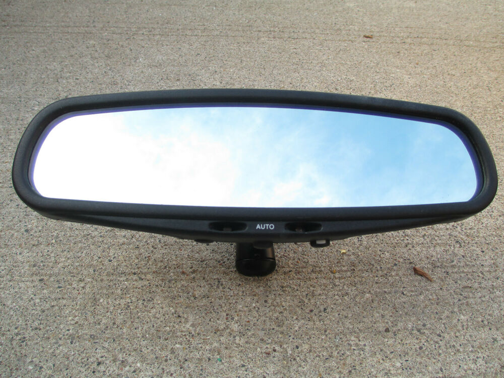 Car Rear View Mirror: 04 BUICK CENTURY BUICK REGAL REAR VIEW REARVIEW